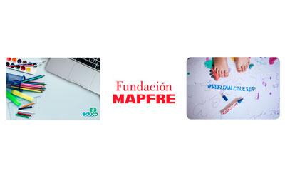 Colaboración Fundación Mapfre en el programa de Apoyo Escolar Educo