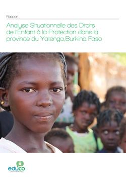 Analisis Situacional de los Derechos de la Infancia en materia de Protección en Burkina Faso