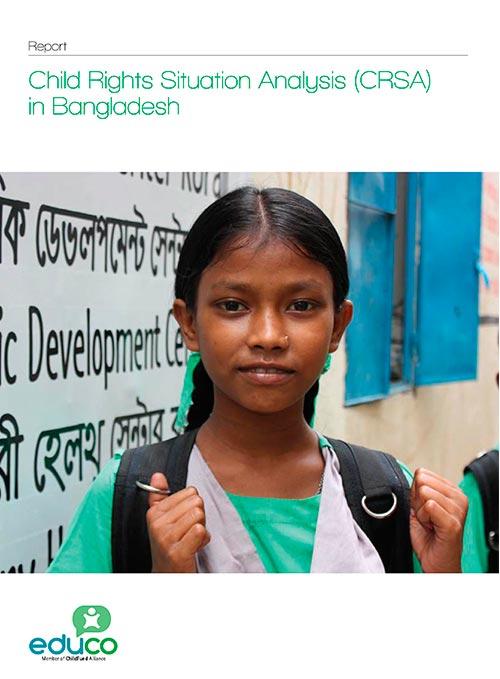Análisis Situacional de Derechos de la Infancia, Bangladesh