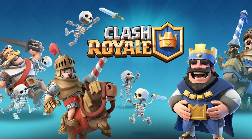 Foto ¿Por qué gusta el juego Clash Royale a los niños?