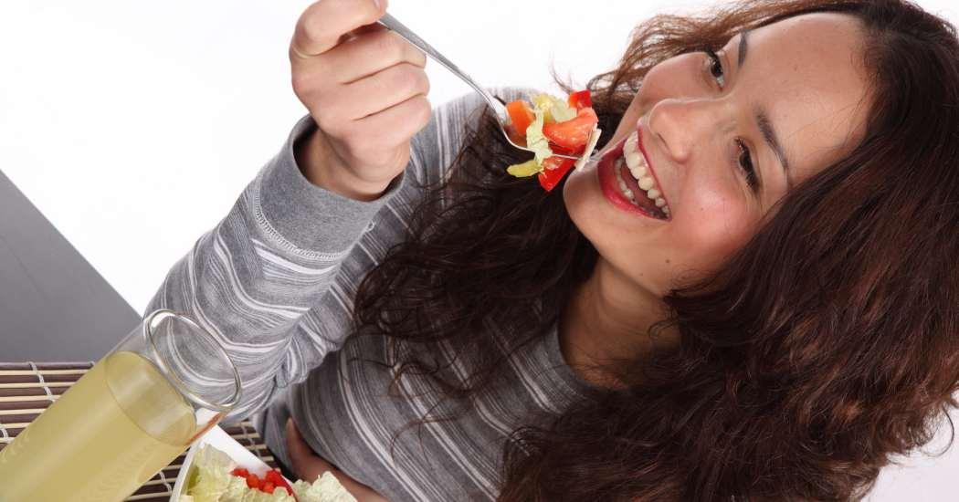 Foto de la entrada:Alimentación equilibrada: ¡ponle color a tu plato!