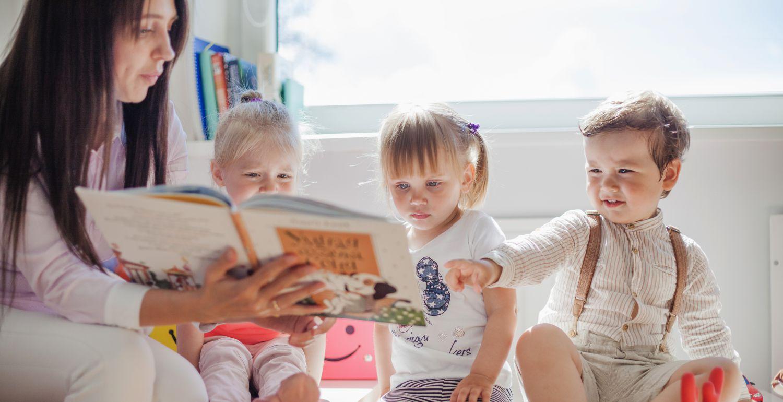 Foto de la entrada:Cómo fomentar la lectura en los niños