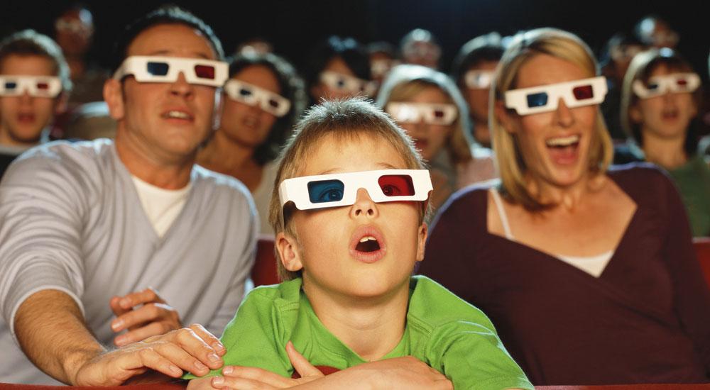 Cine fórum en casa para aprender a resolver conflictos