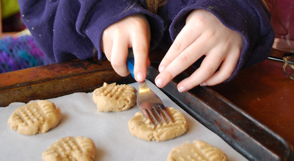 9 consejos para cocinar con niños