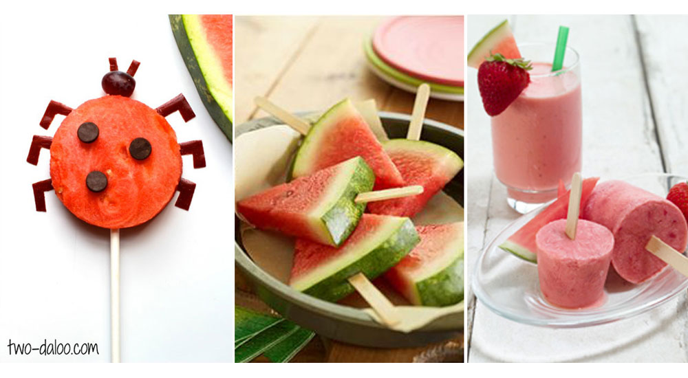 Sandía, fruta de temporada