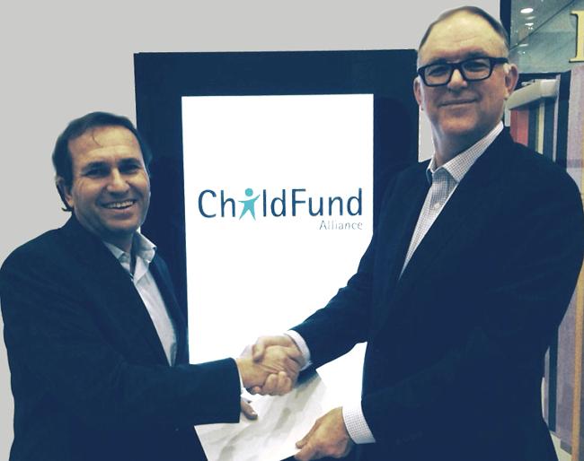 Educo entra a la alianza ChildFund