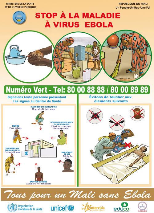 cartel ébola Malí