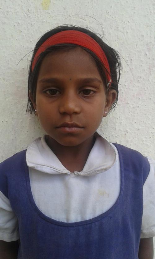 Photograph of Laxmi Ahire