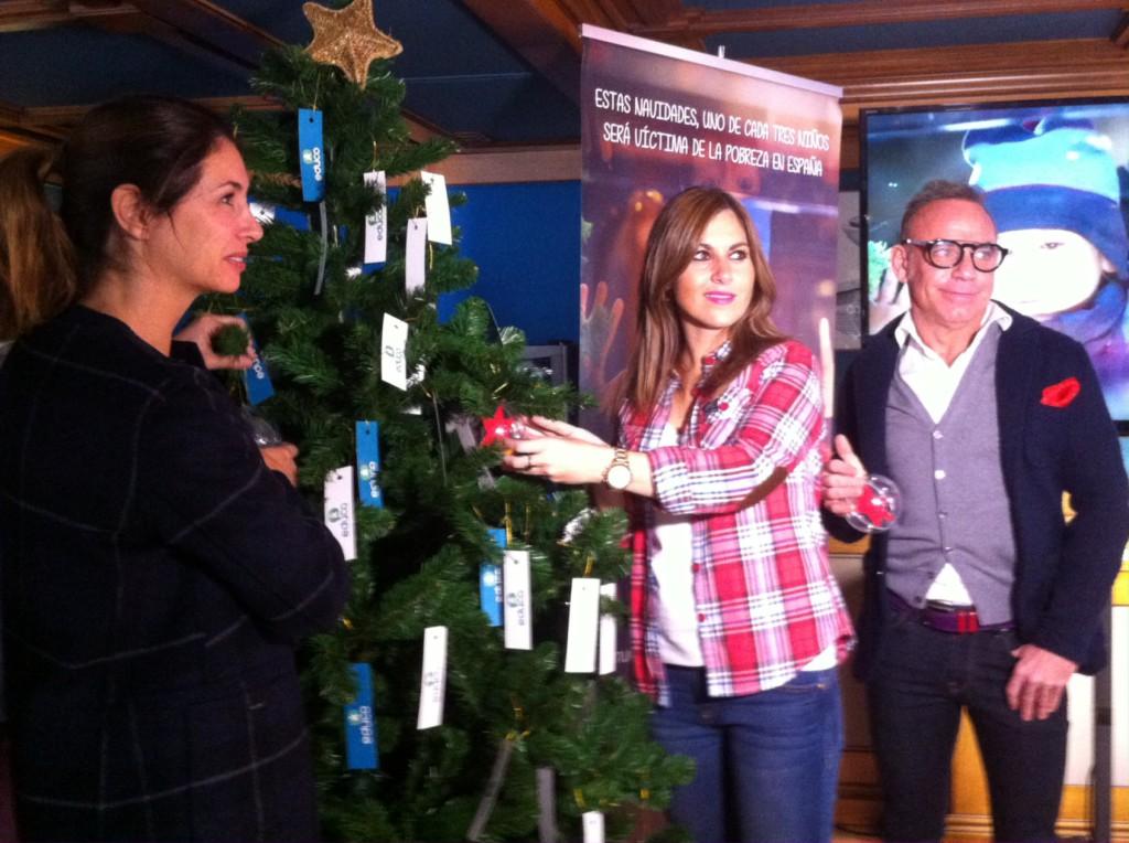 Presentación campaña navidad Educo