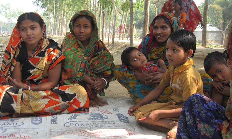 Grupo de Seguridad Alimentaria Bangladesh