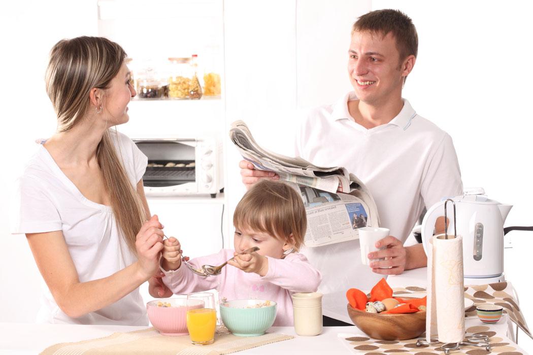 Comer en familia: un picnic