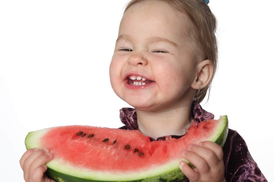 Evitar la deshidratación infantil