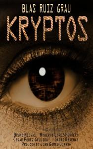 Portada del libro Kryptos