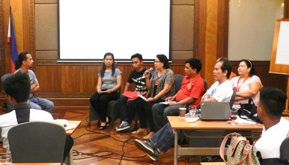 Protección infancia Filipinas