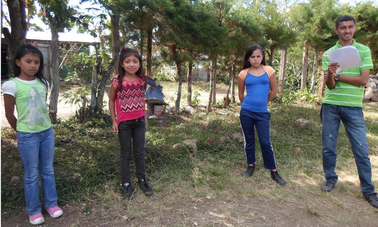capacitación ambiental Nicaragua