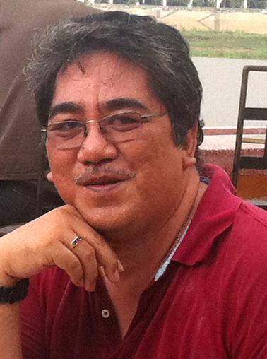 Jojo Pastores, delegado de Educo en Camboya