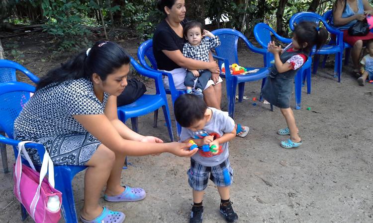 El Salvador círculos de familia