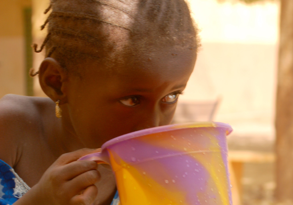Pozo para Burkina Faso