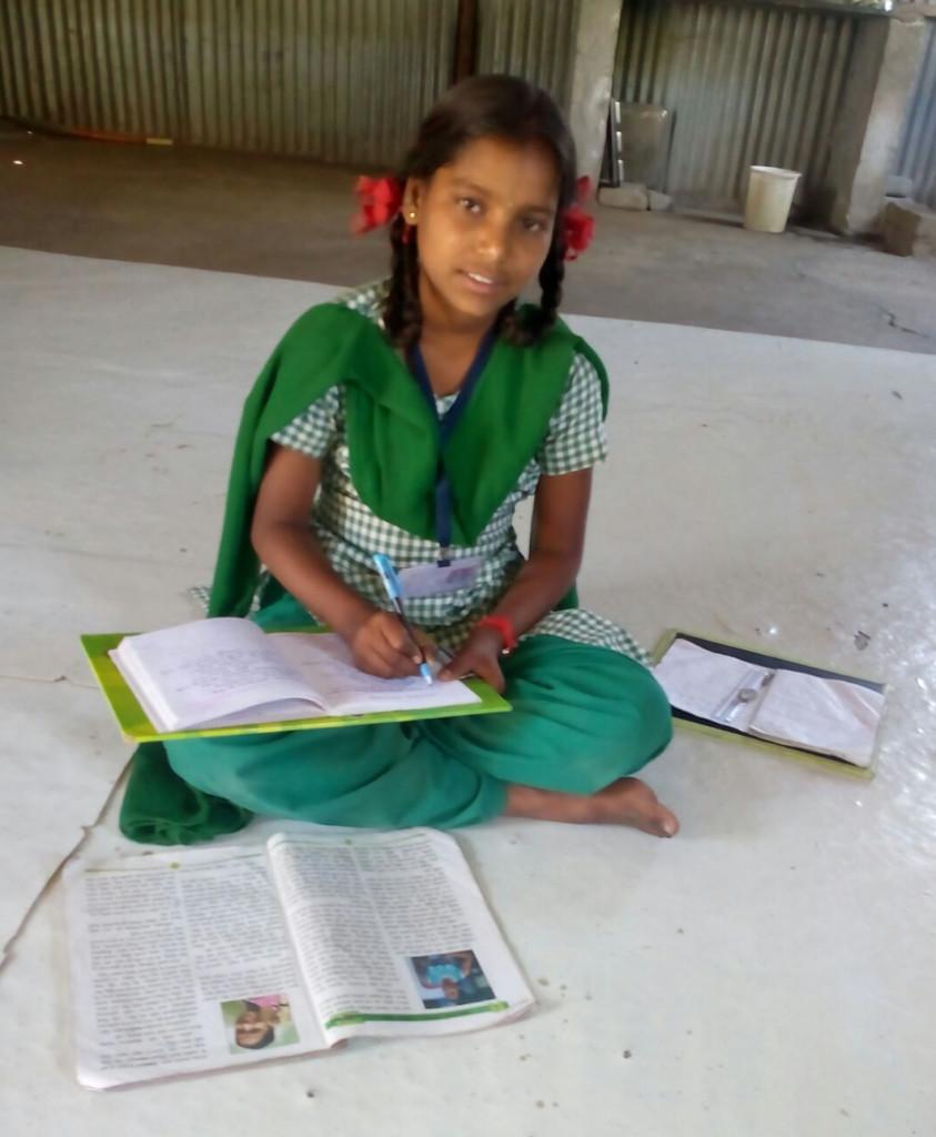 Shruti Athavale_Pune_India_hijos de trabajadores construccion