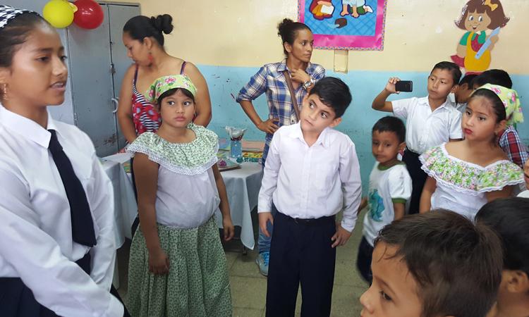 Escuela Guayaquil-participación infantil