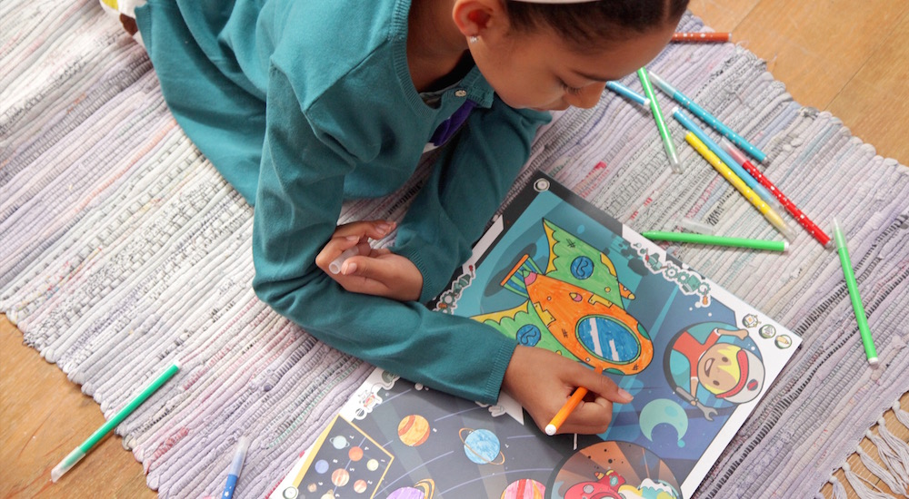 Drawybook, dibujos que cobran vida