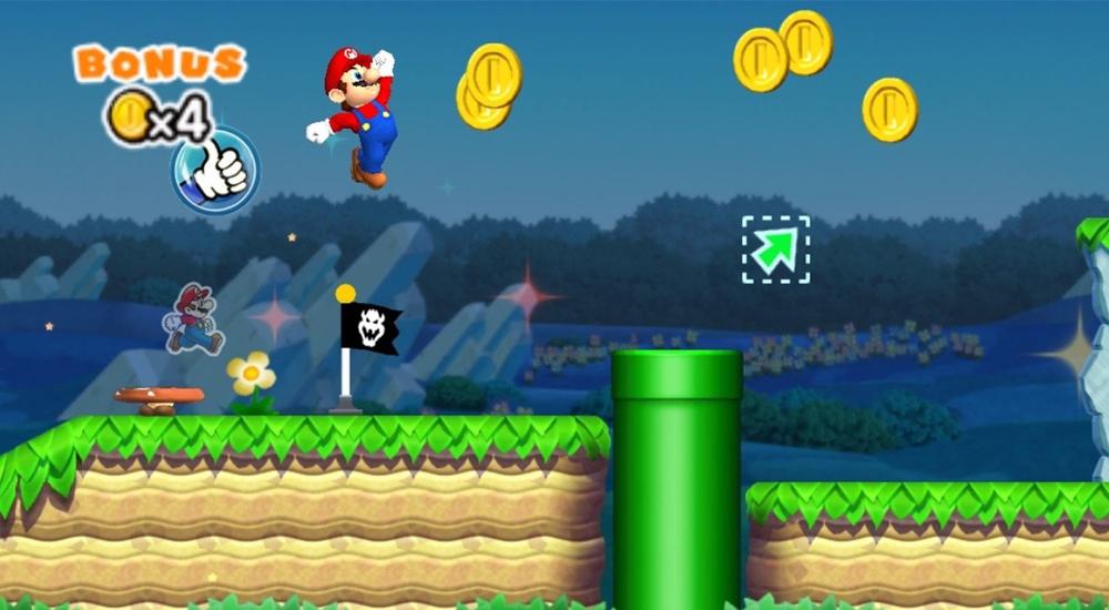 aplicación Super Mario Run para niños-2