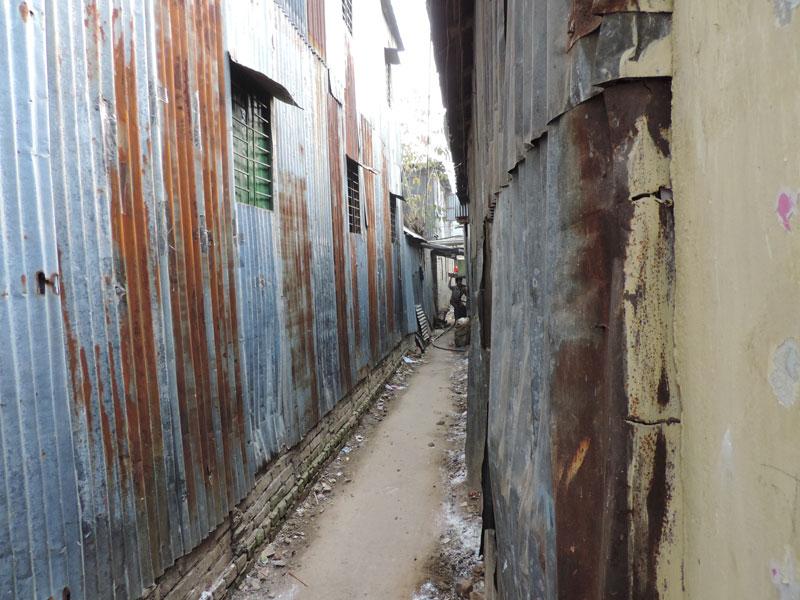 slum-Dhaka