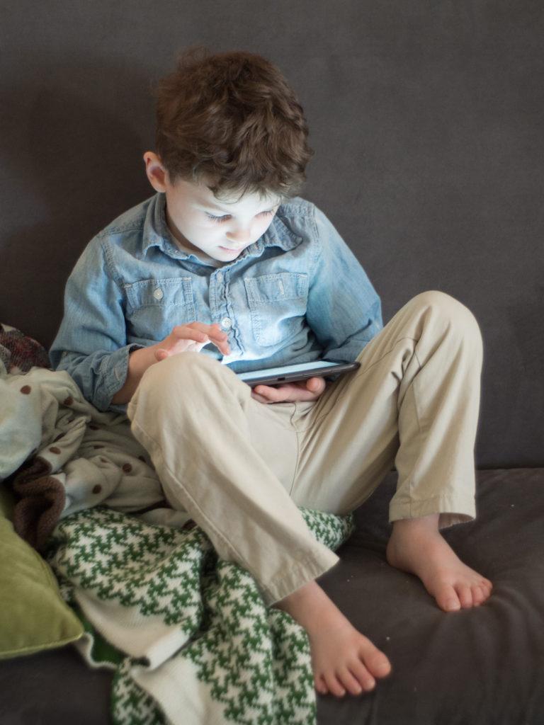 Niños y redes sociales-interior