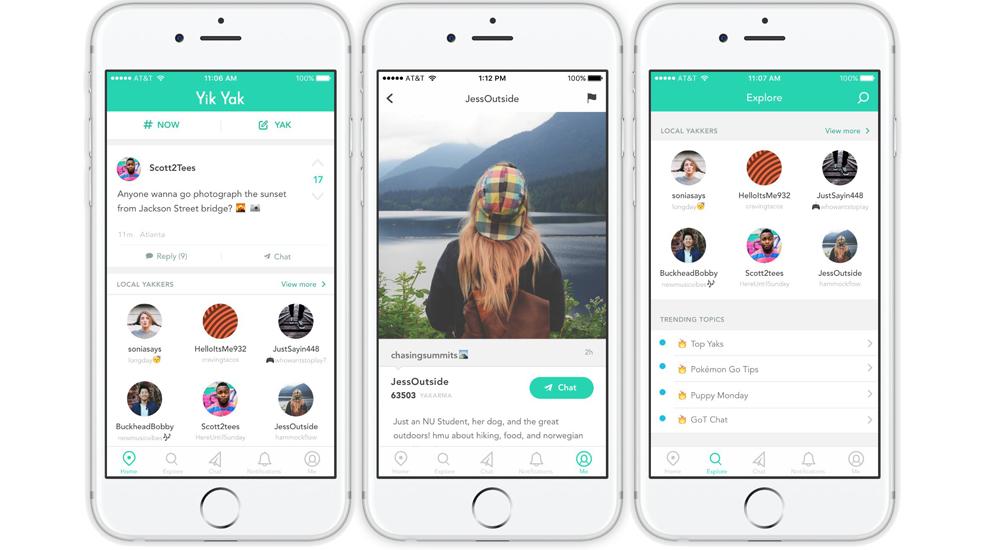 Ponte al dia de las últimas apps de mensajeria-interior