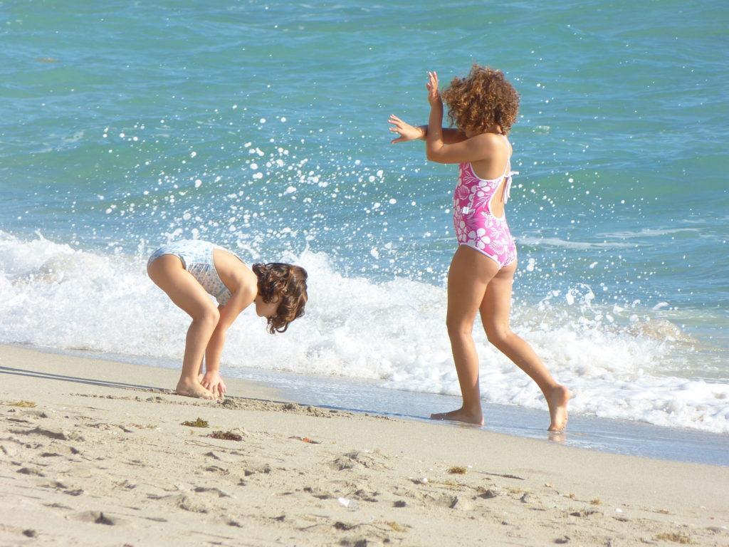Prevención del ahogamiento en niños