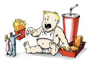 obesidad adolescentes