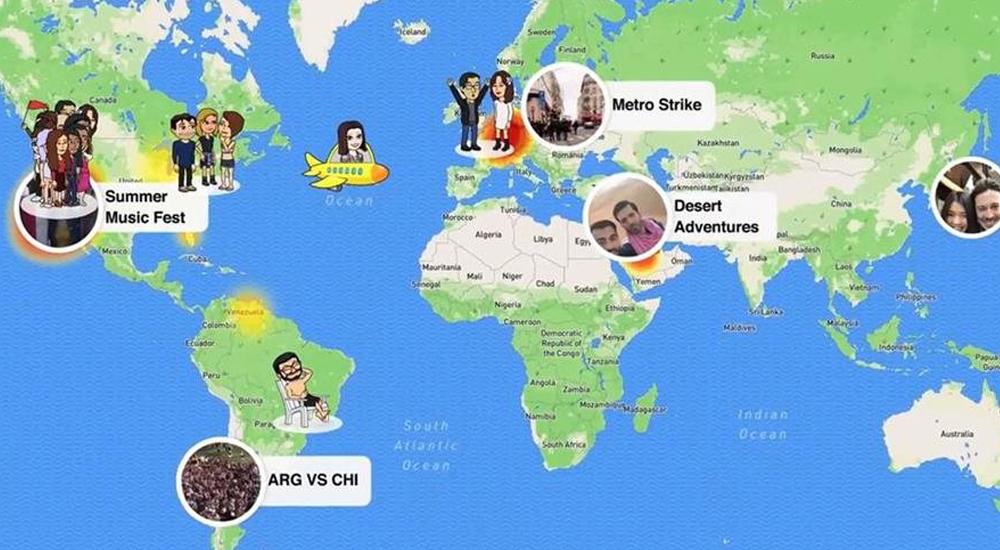 snap map.portada