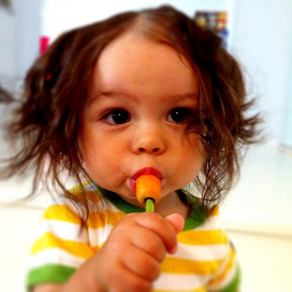Guía de alimentación equilibrada para bebés