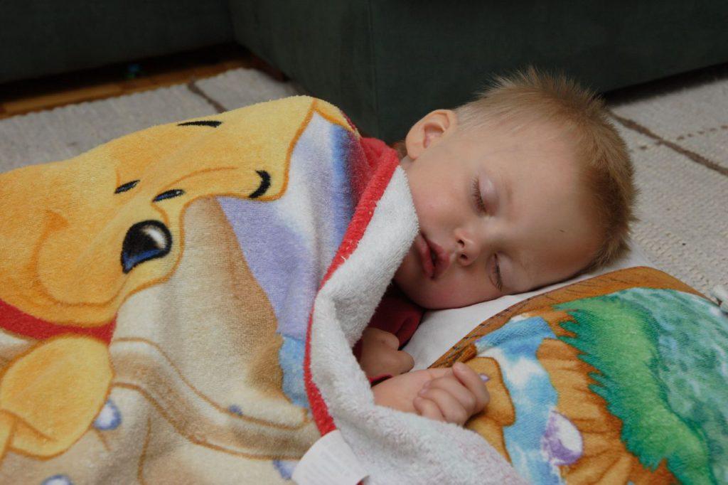 Prevención de la gripe infantil