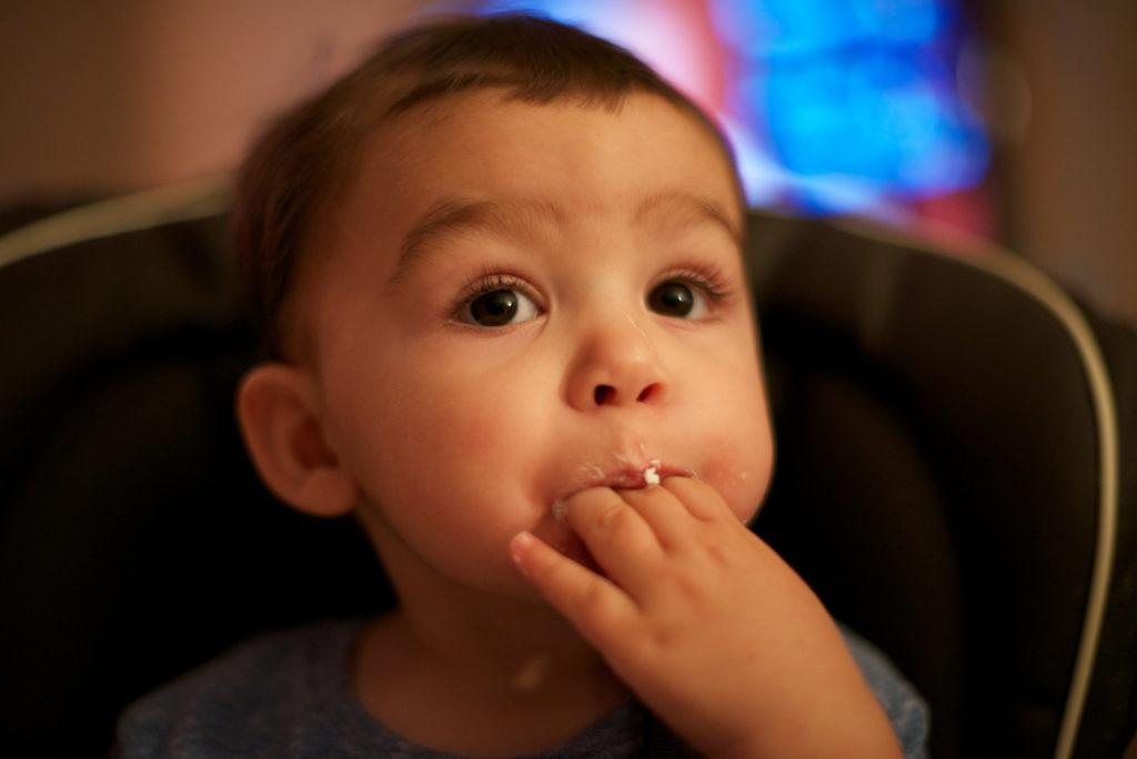 Recetas infantiles con alimentos ricos en vitamina D