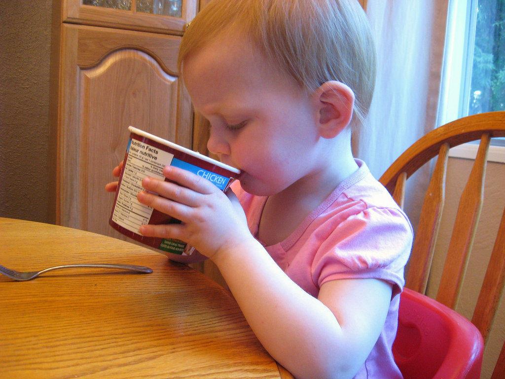 Alimentación infantil: caldos, sopas y guisos