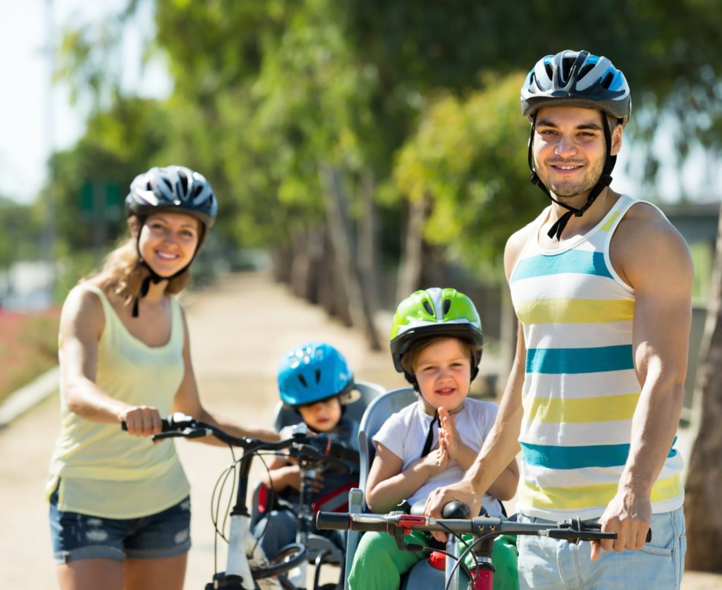 Actividades famiiares: deportes con niños