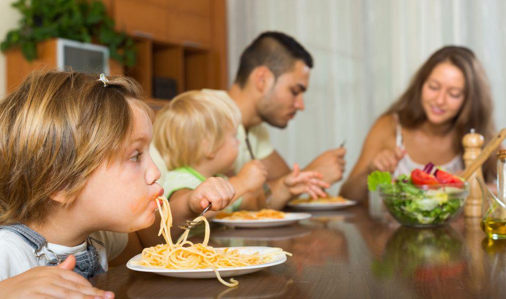 Consejos para prevenir la anorexia en niños