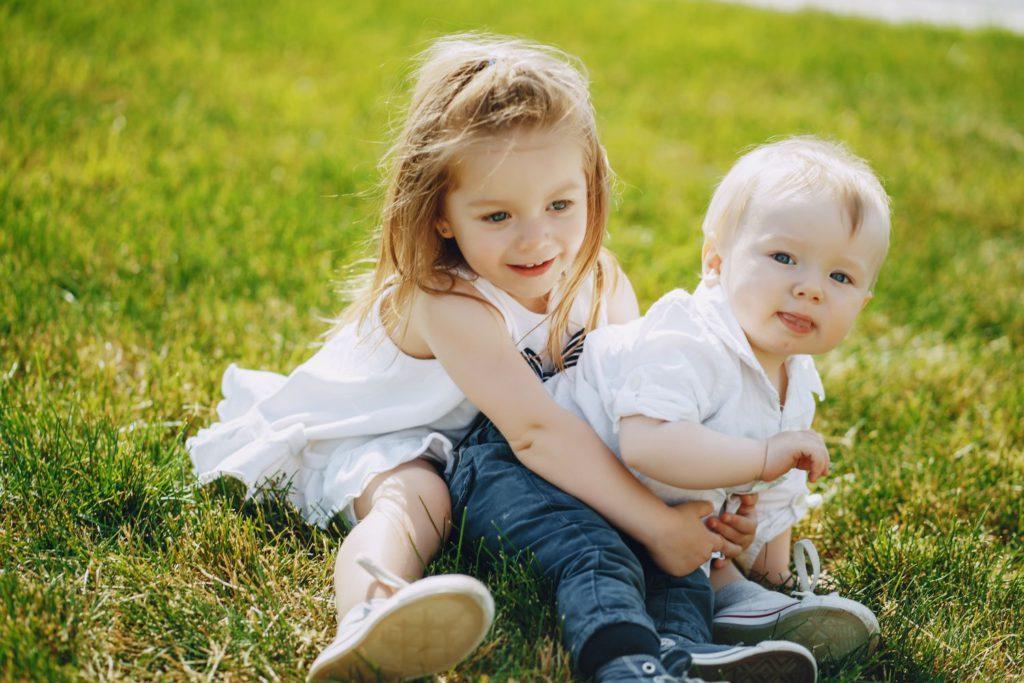 Actividades infantiles: juego al aire libre