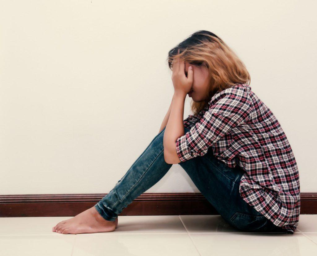 Depresión en niños y adolescentes: factores de riesgo