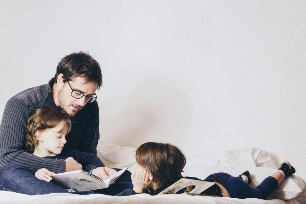 Cómo hacer que tus hijos lean