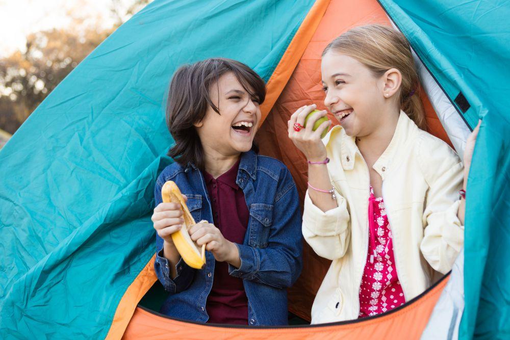 Alimentación saludable: cómo lograr que los niños prueben alimentos