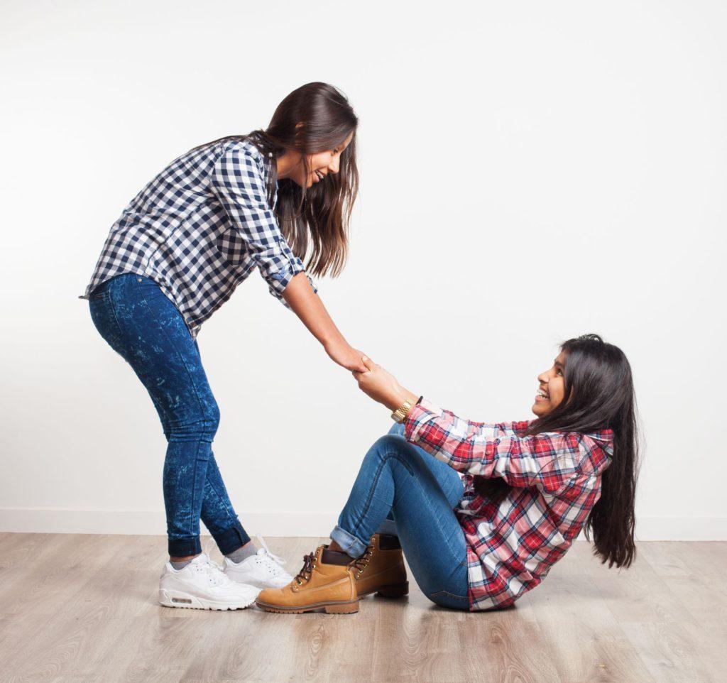 Empatía infantil contra el bullying