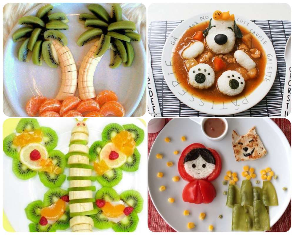 Alimentación infantil equilibrada