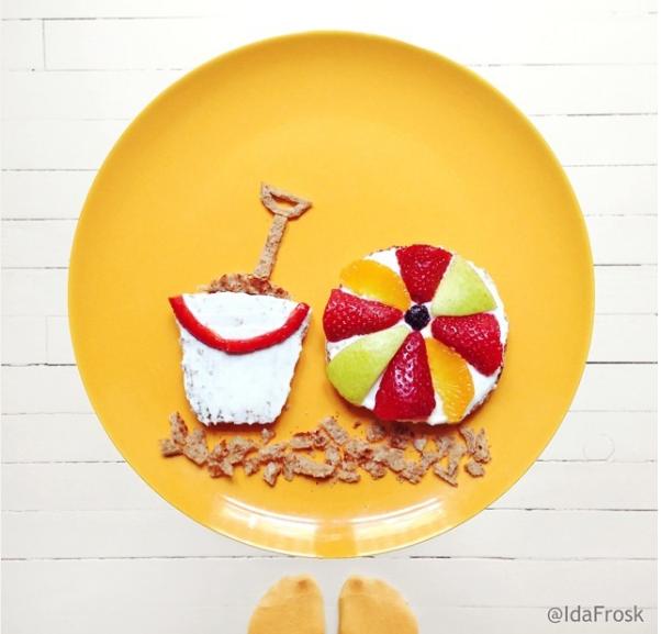 Recetas divertidas con frutas