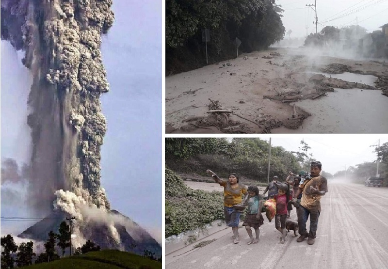 volcan-Guatemala