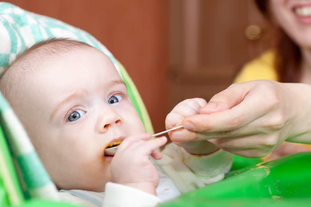 Niños que se niegan a comer purés y trozos