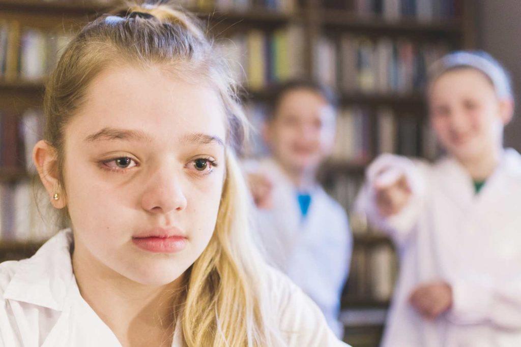 Cómo actuar frente al bullying