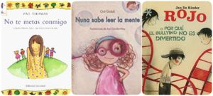 Libros para niños sobre acoso escolar