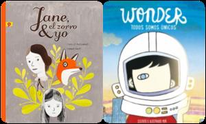 LIbros juveniles y cuentos infantiles sobre bullying
